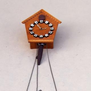 Zegar z kukułką