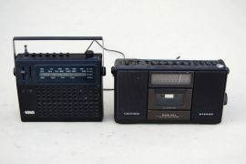 Radia tranzystorowe i magnetofony
