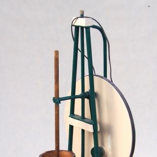 Maselnica z napędem elektrycznym