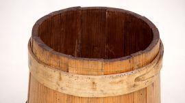 Dzieża drewniana