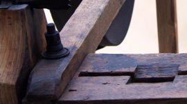 Tokarka ręczna do drewna