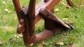 Pług drewniany (pyzok,socha)